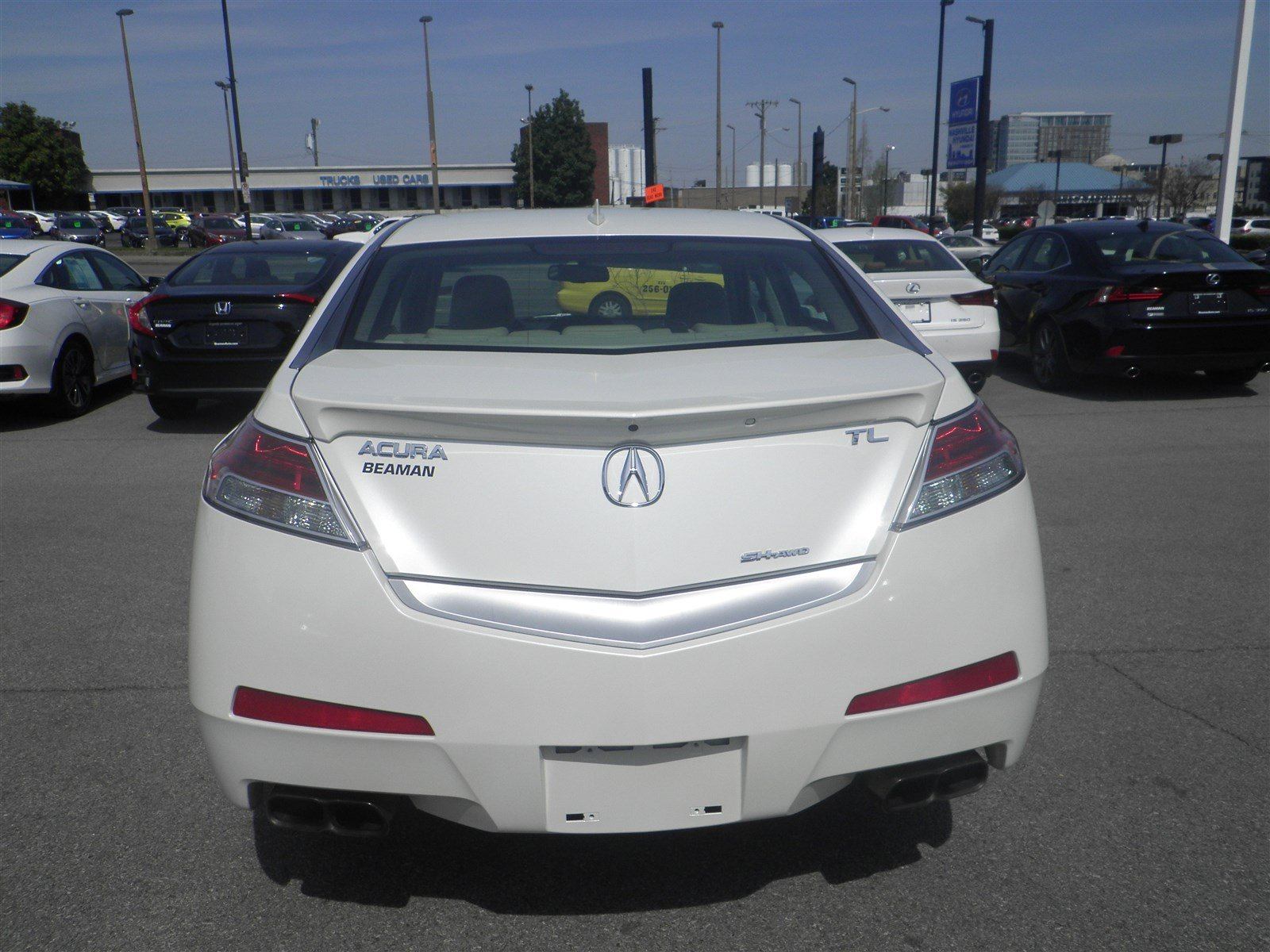 Pre-Owned 2011 Acura TL TECH AWD