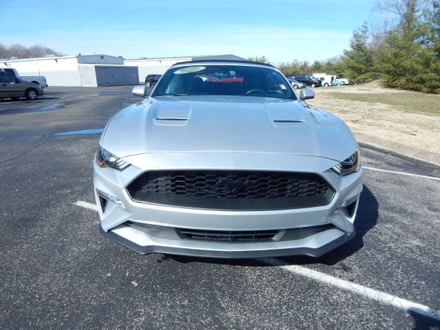 Pre-Owned 2018 Ford Mustang ECO