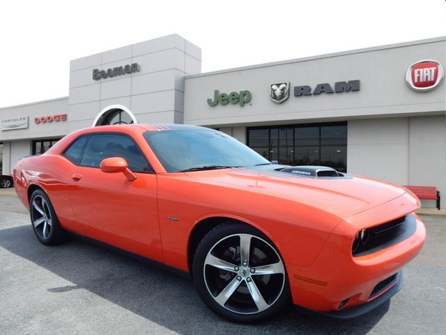 Pre Owned 2017 Dodge Challenger R T