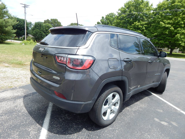 Pre-Owned 2018 Jeep Compass LAT FWD