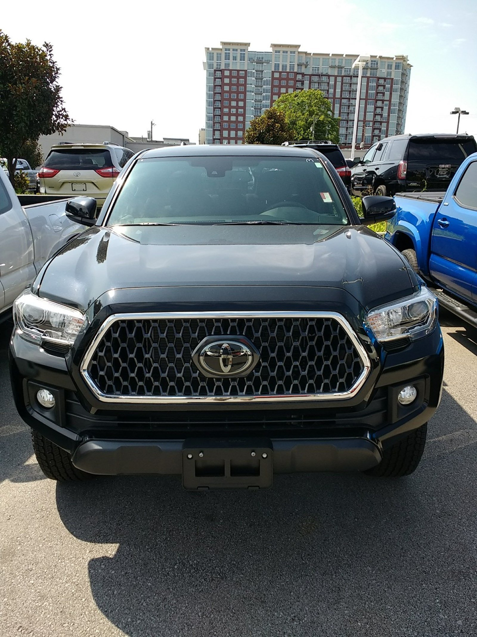 Pre-Owned 2018 Toyota Tacoma 4WD TRD OF