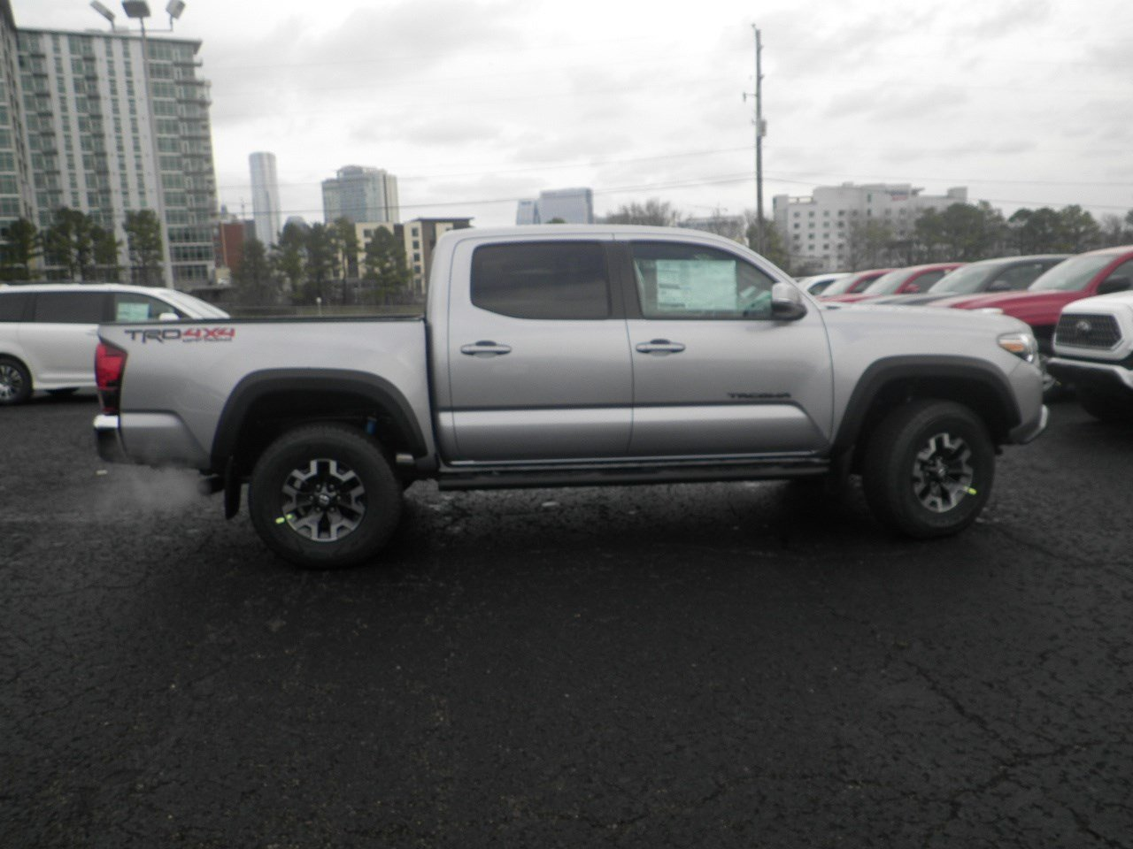 New 2019 Toyota Tacoma TRD Off Road