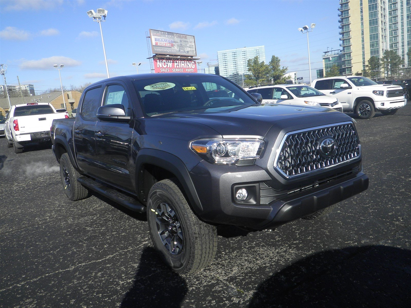 New 2019 Toyota Tacoma Trd Off Road Double Cab In Nashville Ktk652