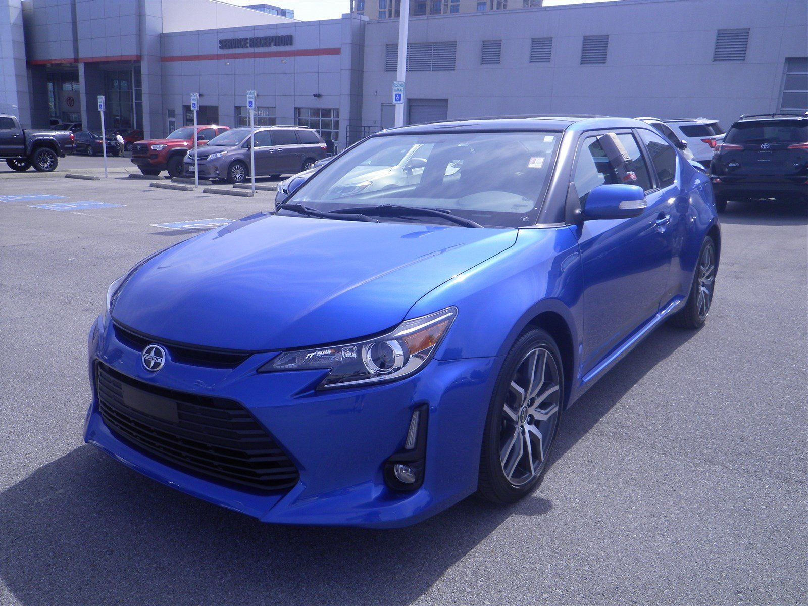 Pre Owned 2016 Scion Tc