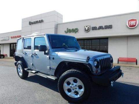 Pre-Owned 2013 Jeep Wrangler Unlimited UNLIM 4WD