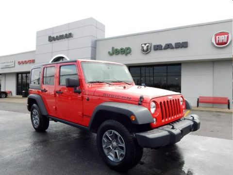 2015 Jeep Wrangler Unlimited Rubicn