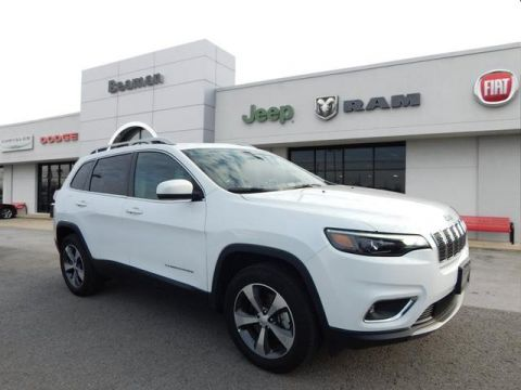 2019 Jeep Cherokee LIMITED 4W