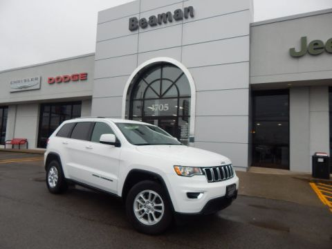 Pre-Owned 2018 Jeep Grand Cherokee LAREDO 2WD
