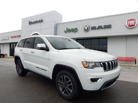 2019 Jeep Grand Cherokee LTD 2WD