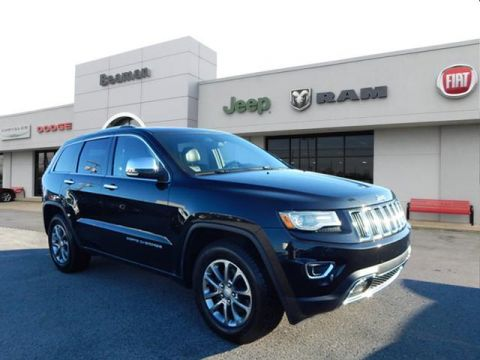 Pre-Owned 2014 Jeep Grand Cherokee LTD 2WD 2WD 4x2 Limited 4dr SUV
