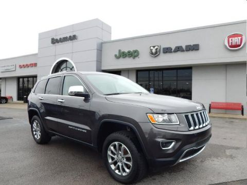 Pre-Owned 2016 Jeep Grand Cherokee LTD 4WD 4WD 4x4 Limited 4dr SUV