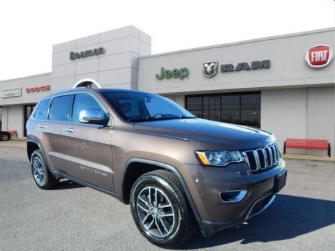 2017 Jeep Grand Cherokee LTD 4WD