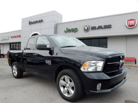 Pre-Owned 2019 RAM Ram Pickup 1500 Classic 4X4 4WD 4x4 Express 4dr Quad Cab 6.3 ft. SB Pickup