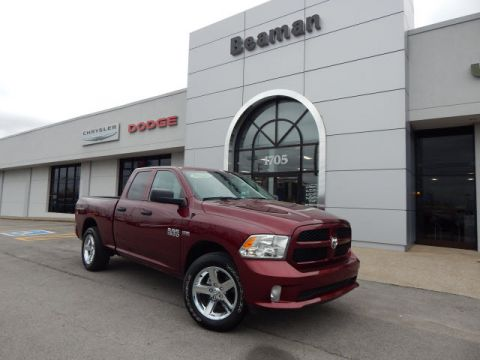 Pre-Owned 2018 RAM 1500 EXPRESS 4W