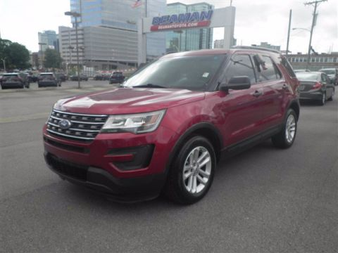 Pre-Owned 2016 Ford Explorer Base FWD Sport Utility