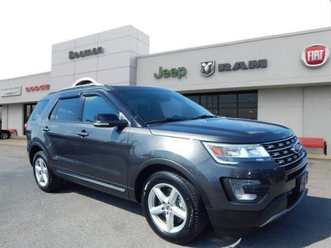 Pre-Owned 2017 Ford Explorer XLT FWD FWD XLT 4dr SUV