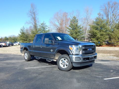 Pre-Owned 2016 Ford F-250 Super Duty Super Duty