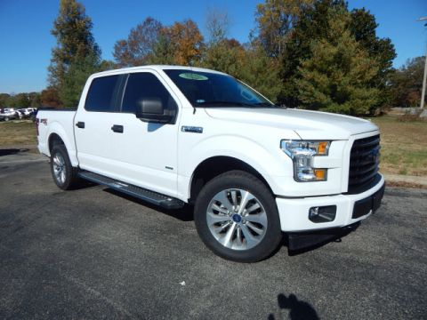 2017 Ford F-150 XL 4WD