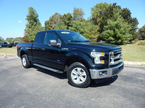 Pre-Owned 2016 Ford F-150 XLT 4WD 4x4 XLT 4dr SuperCab 6.5 ft. SB