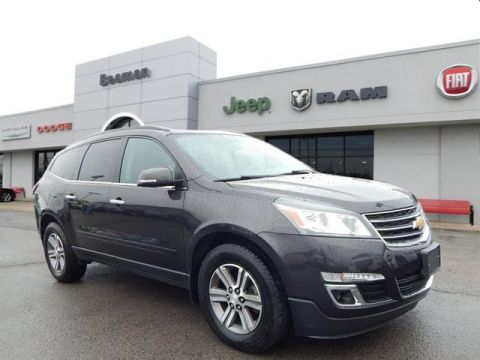 Pre-Owned 2016 Chevrolet Traverse 2LT AWD AWD AWD LT 4dr SUV w/2LT