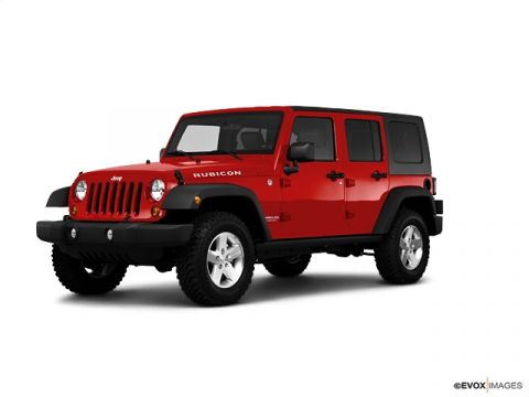 Pre-Owned 2010 Jeep Wrangler Unlimited UNLIM RUBI
