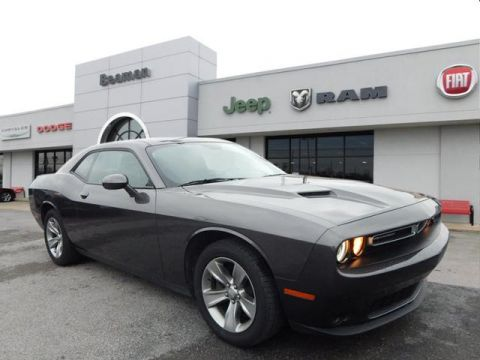 Pre-Owned 2019 Dodge Challenger SXT RWD SXT 2dr Coupe