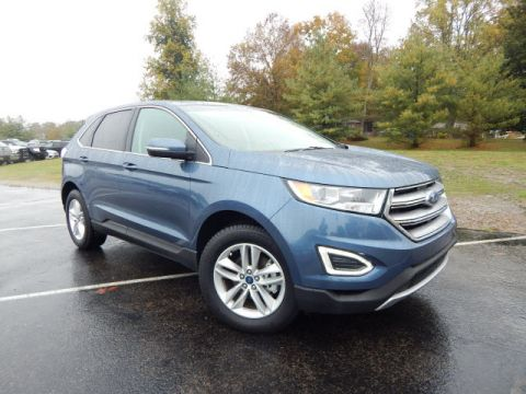Pre-Owned 2018 Ford Edge SEL FWD SEL 4dr Crossover