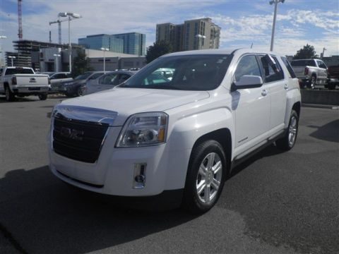 Pre-Owned 2015 GMC Terrain SLE FWD Sport Utility