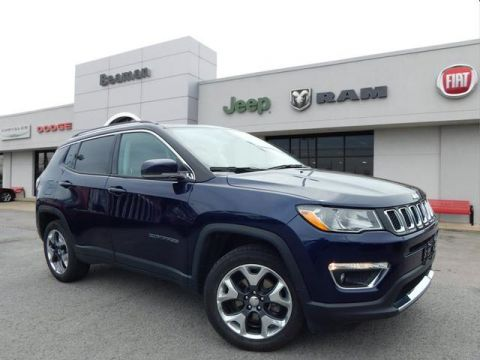 Pre-Owned 2017 Jeep Compass LTD 4X4