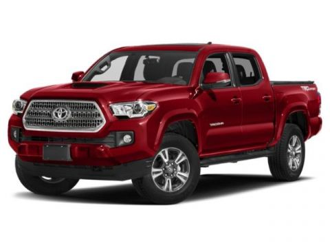 Pre-Owned 2018 Toyota Tacoma TRD Sport RWD Crew Cab Pickup