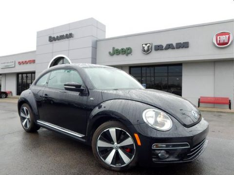 Pre-Owned 2014 Volkswagen Beetle 2.0 TURBO
