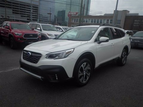 Pre-Owned 2020 Subaru Outback Limited AWD Sport Utility