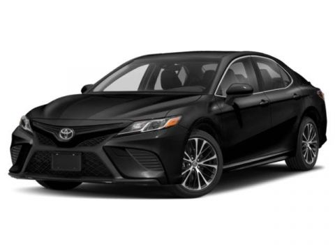 Certified Pre-Owned 2019 Toyota Camry SE FWD 4dr Car