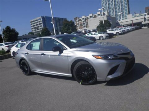 New 2020 Toyota Camry SE Nightshade FWD 4dr Car