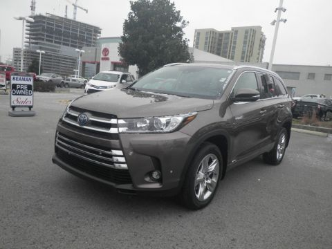 2019 Toyota Highlander HYBRID LTD