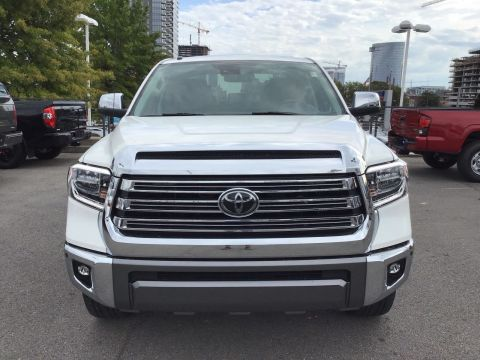 Certified Pre-Owned 2018 Toyota Tundra 4WD 4X4 4WD Crew Cab Pickup
