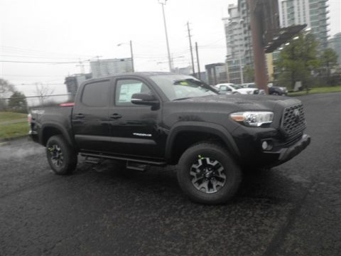 New 2020 Toyota Tacoma TRD Off Road Double Cab 5' Bed V6 MT (Natl)