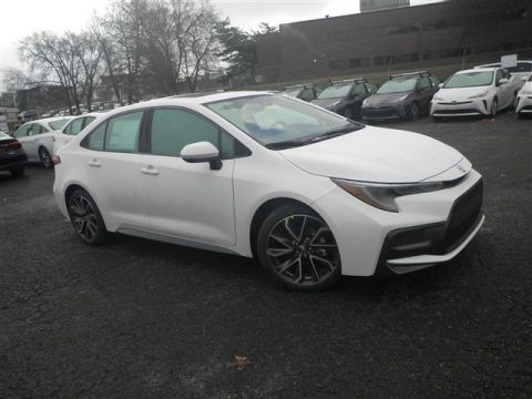New 2020 Toyota Corolla XSE FWD 4dr Car