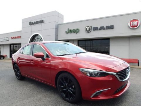 Pre-Owned 2016 Mazda6 Grand Touring FWD i Grand Touring 4dr Sedan