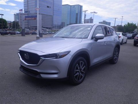 Pre-Owned 2017 Mazda CX-5 Grand Touring FWD Sport Utility