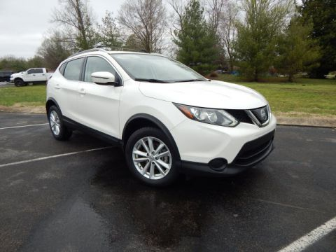 Pre-Owned 2018 Nissan Rogue Sport SV AWD AWD SV 4dr Crossover (midyear release)
