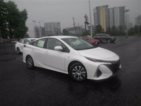 New 2020 Toyota Prius Prime XLE FWD Hatchback