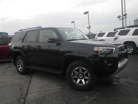 New 2020 Toyota 4Runner TRD Off Road Premium 4WD Sport Utility