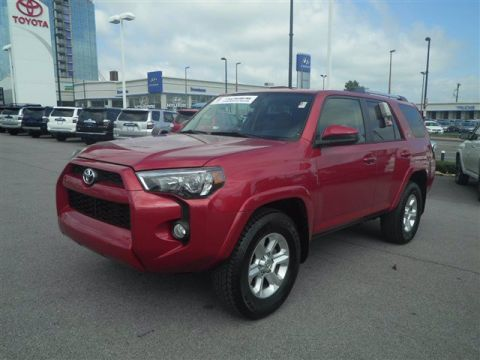 Certified Pre-Owned 2019 Toyota 4Runner RWD Sport Utility