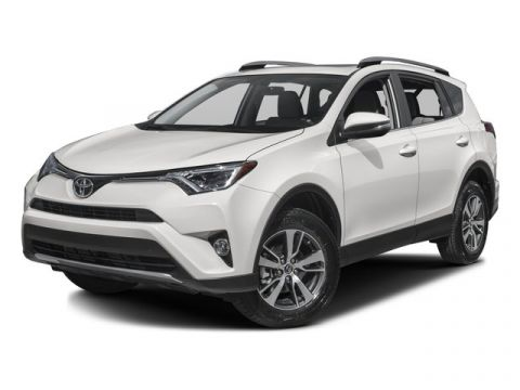 Certified Pre-Owned 2017 Toyota RAV4 XLE FWD Sport Utility