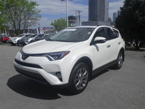 Certified Pre-Owned 2018 Toyota RAV4 FWD Sport Utility