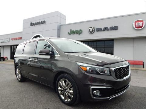 Pre-Owned 2015 Kia Sedona SXL FWD Limited 4dr Mini-Van