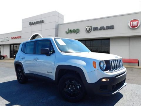Pre-Owned 2017 Jeep Renegade SPORT FWD